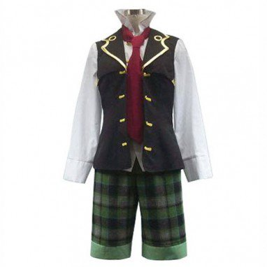 Superior Pandora Hearts Oz Vessalius Halloween Cosplay Costume