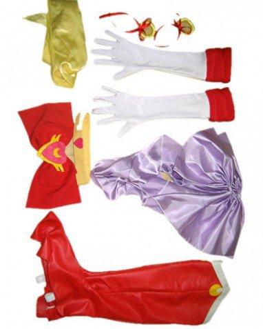 Sailor Moon Halloween Cosplay Costume