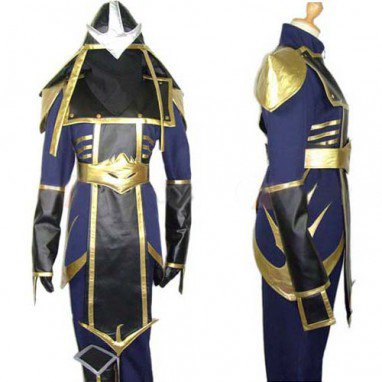 Samurai Warriors 2 Hattori Hanzou Masanari Halloween Cosplay Costume