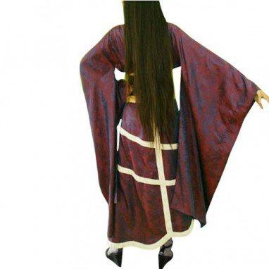 Samurai Warriors Nouhime Halloween Cosplay Costume