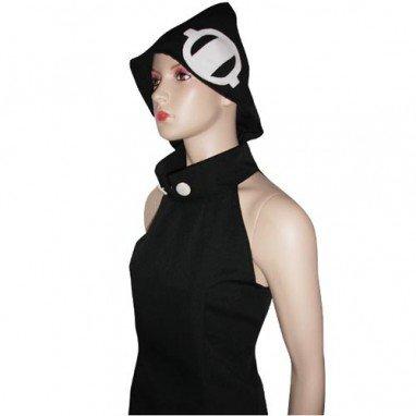 Soul Eater Medusa Black Halloween Cosplay Costume