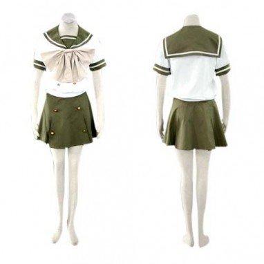 kugan No Shana Halloween Cosplay Summer Uniform