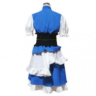 Phantasmagoria of Dim. Dream Komachi Halloween Cosplay Costume