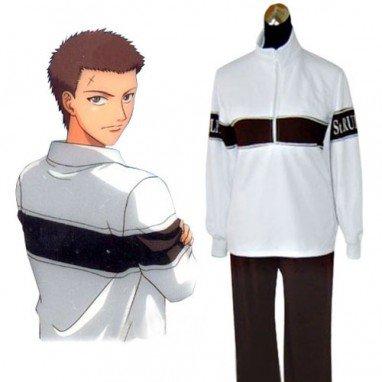 Prince Of Tennis Middle School Winter Uniform Halloween Cosplay