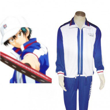 Prince Of Tennis Seigaku Halloween Cosplay Costume