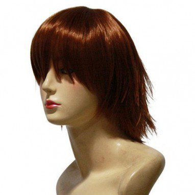 Prince of Tennis Syusuke Fuji Halloween Cosplay Wig