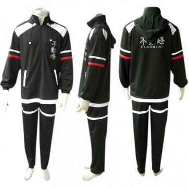 Prince of Tennis Winter Jacket Cosplay Costume-Halloween