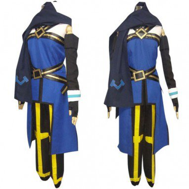 Tales of Symphonia Emil Castagnier Halloween Cosplay Costume