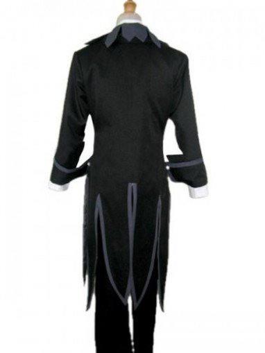 Tales of Symphonia Richter Abend Halloween Cosplay Costume