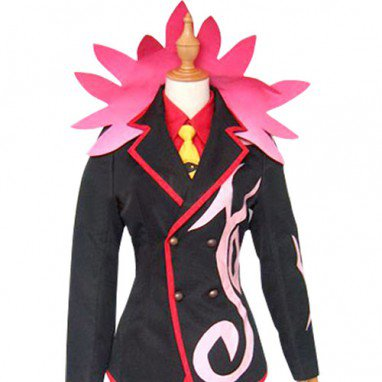 Tales of the Abyss Dist the Reaper Halloween Cosplay Costume