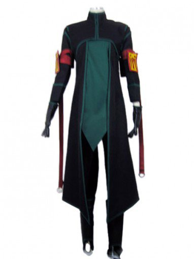 Tales of the Abyss Sync the Tempest Halloween Cosplay Costume