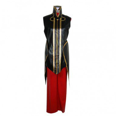 Tales of the Abyss Tear Grants Halloween Cosplay Costume