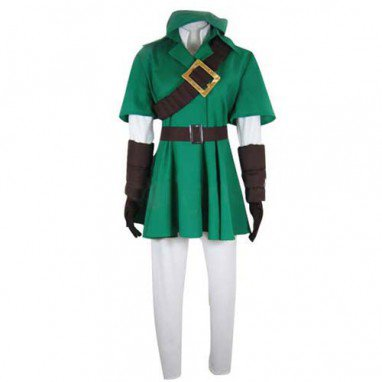 The Legend of Zelda Link Halloween Cosplay Costume