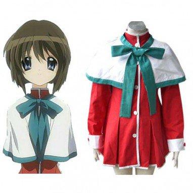 Japanese School Uniform Kanon Halloween Cosplay Costume