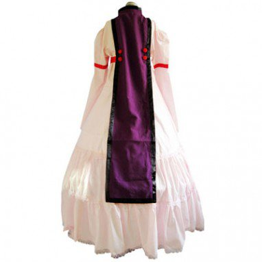 Phantasmagoria of Dim. Dream Yukari Halloween Cosplay Costume