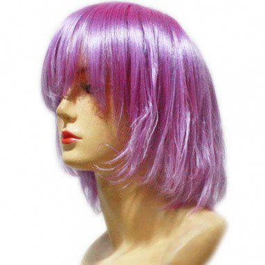 Touhou Project 50cm Halloween Cosplay Wig