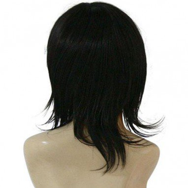 Vampire Knight Kaname Kuran Black Halloween Cosplay Wig