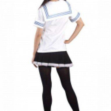 Top Cool School Girl Halloween Cosplay Costume