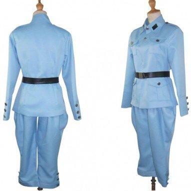 Axis Powers Halloween Cosplay Costume