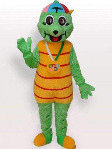 Tortoise Short Plush Adult Mascot Costume