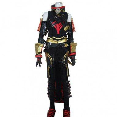 Cool Hack Halloween Cosplay G.U Haseo Costume