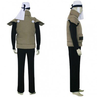 Naruto Baki Halloween Cosplay Costume