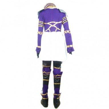 Superior Hack Halloween Cosplay G.U Haseo Costume