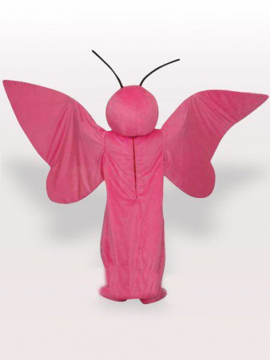 Butterfly Adult Mascot Costume