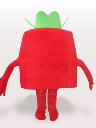 Hercules Short Plush Adult Mascot Costume