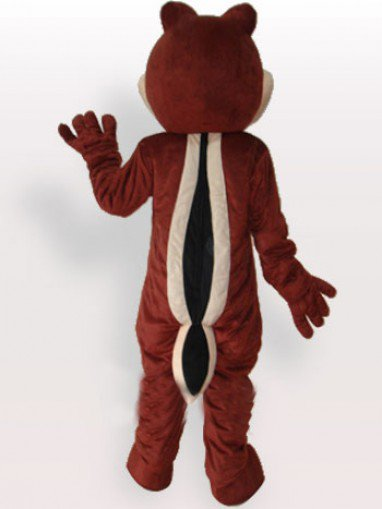 Little Squirrel Plush Adult Mascot Costume