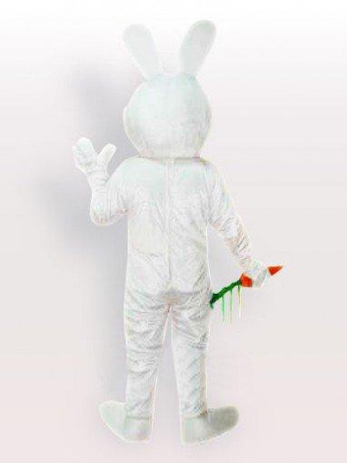 The Carrot Rabbit Adult Mascot Costume
