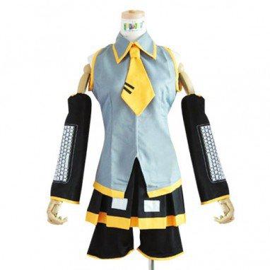 Vocaloid Neru Halloween Cosplay Costume