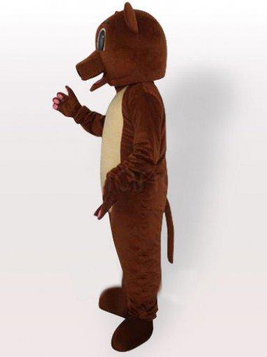 Cheap Brown Bear Adult Mascot Costume