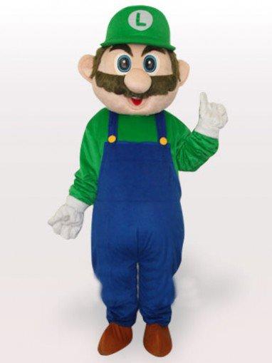 Poland Captain Adult Mascot Costume