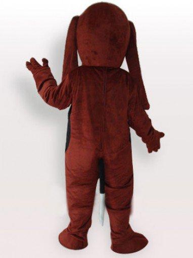 Top Dog Short Plush Adult Mascot Costume