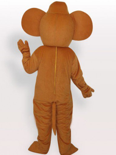 Unusual Top Classic Perfect Bear Short Plush Adult Mascot Costume