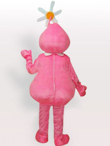 Princess Flower Adult Mascot Costume