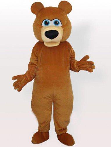 Bear Adult Mascot Costume