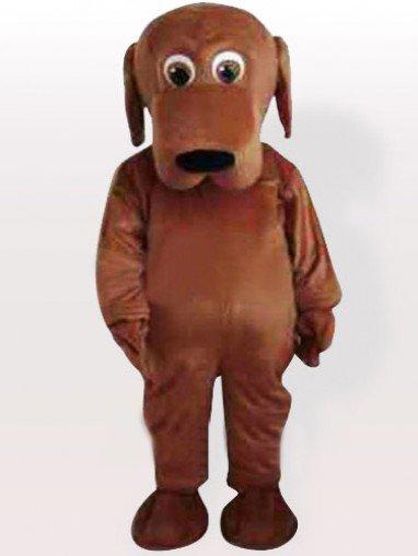 Big Mouth Dog Adult Mascot Costume