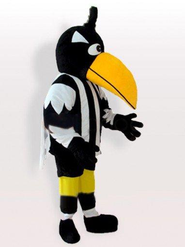 Big Yellow Beak Woodpecker Adult Mascot Costume