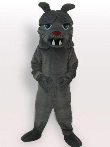 Sharpei Short Plush Adult Mascot Costume
