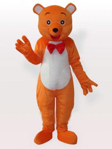 The Hey Bear Adult Mascot Costume