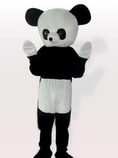 Big Head Giant Panda Adult Mascot Costume