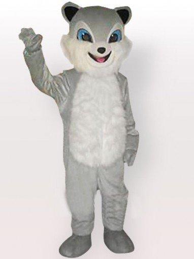Gray Palm Civet Adult Mascot Costume