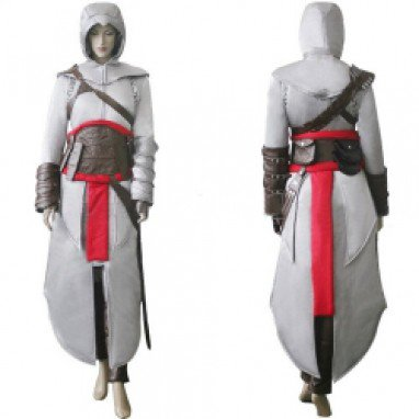 Assassin\'s Creed Altair For Women Costume