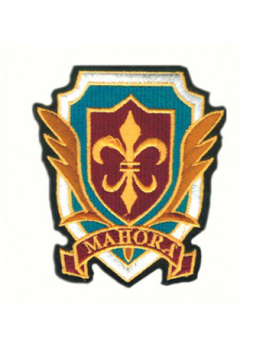 Negima! Magister Negi Magi Mahora Academy Middle School Halloween Cosplay Badge