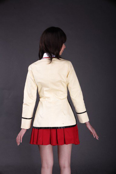 School Rumble Yakumo Tsukamoto Winter Uniform Halloween Cosplay Costume