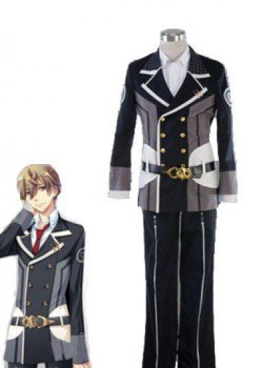 Starry Sky Seigatsu Academy Male Winter Uniform Version 3 Halloween Cosplay Costume