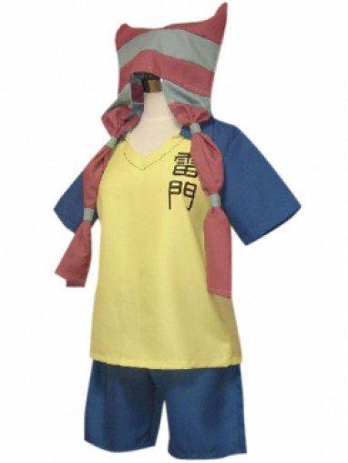Perfect Inazuma Eleven Halloween Cosplay Costume