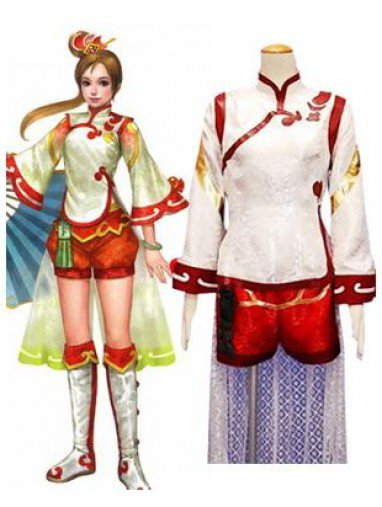 Dynasty Warriors Syoukyou Halloween Cosplay Costume